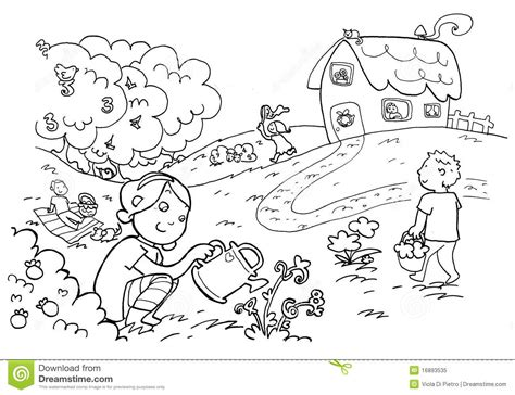 gardening clipart black and white clip black and white garden clipart clipart suggest