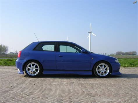 Audi A3 Modification by Evertthomas 2000 Audi A3 Specs Photos Modification Info