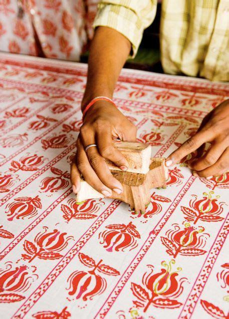 Indian Block Printing