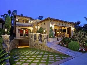 Mediterranean Tuscan Style Home Mediterranean Style Home