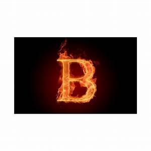 """Fire letter set """" B """" - Fire Letter Set B - T-Shirt ..."""