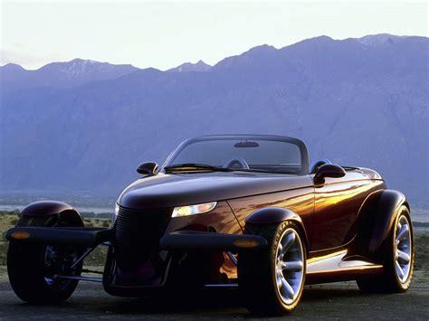 Chrysler Sports Cars History Of The Big Three