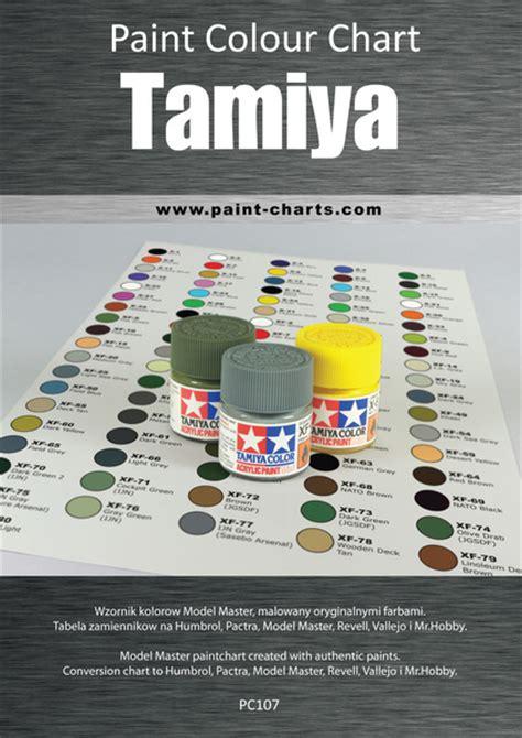 paint colour chart tamiya 12mm pjb pc107 paint colour chart tamiya 12mm pjb pc107