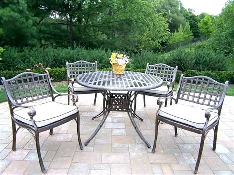 paint for metal garden furniture garden table with