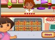 jeu dora cuisine en ligne gratuit