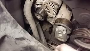 How To Replace Alternator   Range Rover