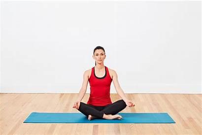 Yoga Warm Poses Pose Easy Sukhasana Beginners