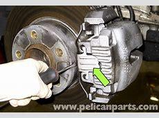 BMW E90 Brake Rotor Replacement E91, E92, E93 Pelican