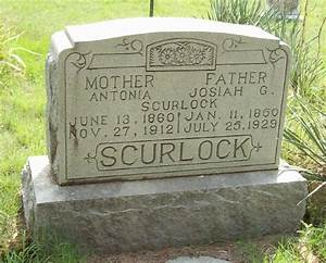 "Josiah Gordon ""Doc"" Scurlock (1850 - 1929) - Find A Grave ..."