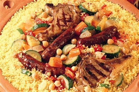 cuisine marocaine couscous recette de couscous royal marocain la recette facile