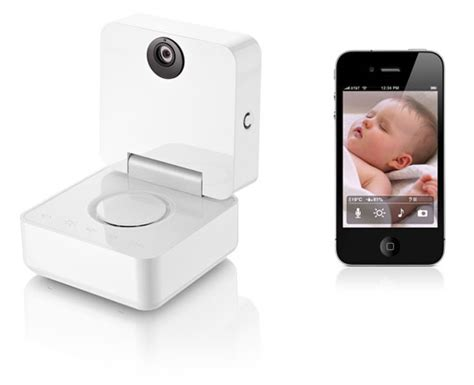 hygrométrie chambre bébé le babyphone sur iphone we it