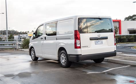 Review Toyota Hiace by 2019 Toyota Hiace V6 Review Performancedrive
