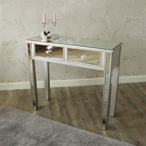 silver shabby chic bedroom furniture silver mirror console dressing table shabby ornate chic bedroom furniture hall ebay