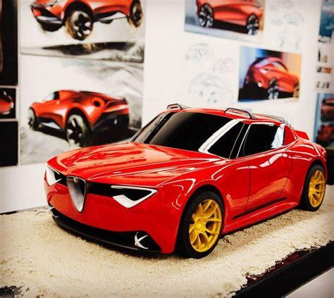 Alfa Romeo Concept by Alfa Romeo Vettore Concept Created By Angulo