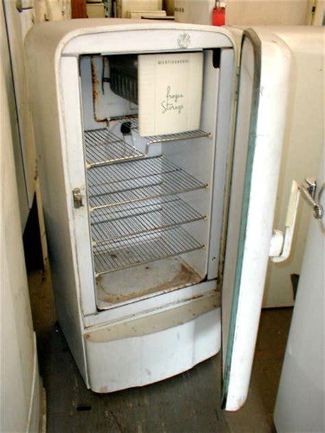westinghouse antique appliances