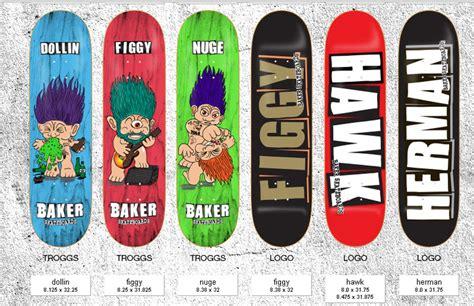Baker Skateboard Decks 775 by Baker Skateboards At El Skate Shop