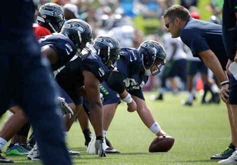 seattle seahawks  deep roster  olympian