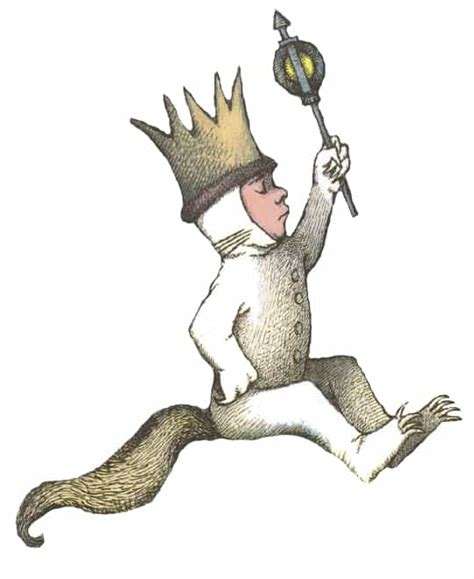 Where The Wild Things Are Max On A Boat by Where The Wild Things Are Max S Scepter Tried True