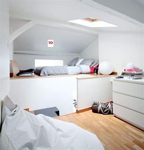 chambre douillette installer une chambre sous les toits 9 photos pour