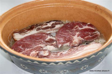 recettes cuisine alsacienne traditionnelle choucroute garnie alsacienne recettes d 39 alsace