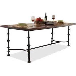 dining room table set riverside furniture fleet st rectangular dining table
