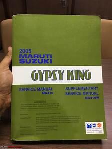My Dinosaur  Brand New 2017 Maruti Gypsy King - Page 6