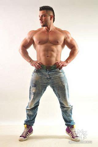 muscle  men leo bartenev