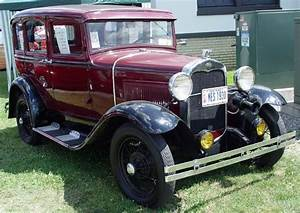 Information About Vehicle  1930 Ford Model A