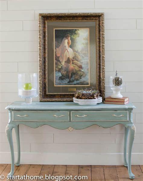 painted sofa table annie sloan chalk paint ideas pinterest  guest ducks  tables