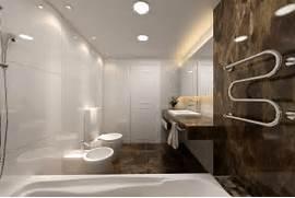 Decorating Ideas For Bathrooms Inspirational Design On Bathroom Design Interior Designing Tips Modern Interior Design Ideas Interior Green Bathroom Portfolio Interior Designer Palm Springs Mark Natural Tones Bath Design Contemporary Bathroom Wood Design