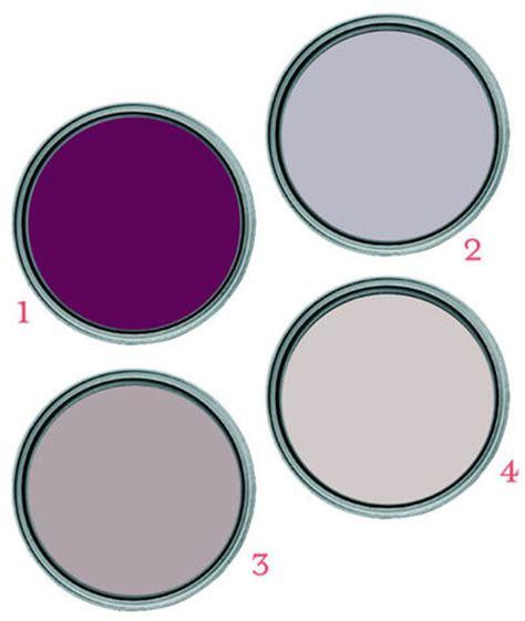 modele couleur peinture pour chambre adulte couleur tendance jouez l 39 aubergine côté maison