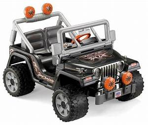 Power Wheels Tough Talking Jeep Wrangler Parts