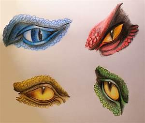 Dragon eyes update by T-Arya on DeviantArt