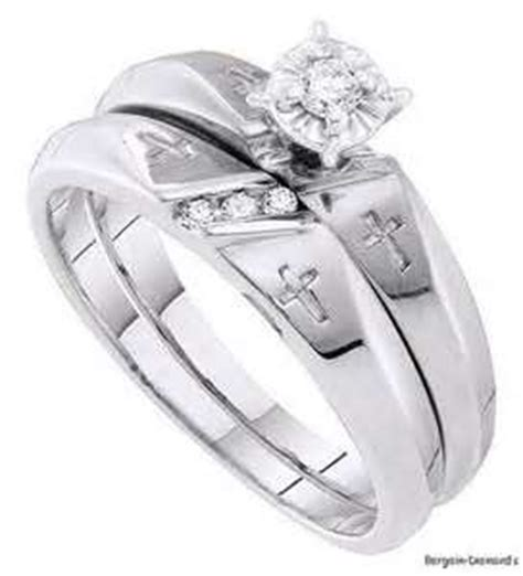 christian wedding rings sets when i get married