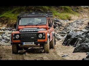 4x4 Land Rover : 2018 land rover defender 4x4 adventure youtube ~ Medecine-chirurgie-esthetiques.com Avis de Voitures