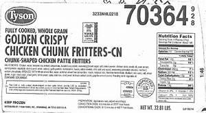Food Services    Menus    Ingredient Listings
