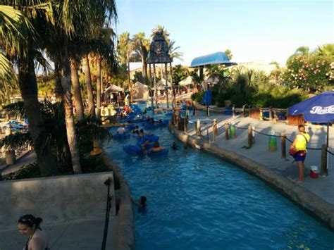 moody gardens hotel galveston lazy river at the palm quot quot picture of moody gardens