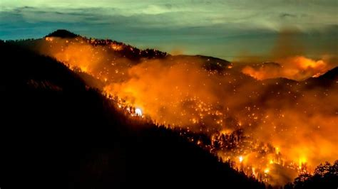 bobcat fire continues  grow evacuation orders extended