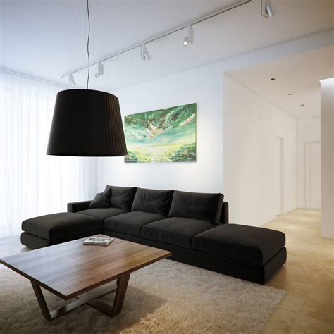 Modern Minimalist Black And White Lofts. Living Room Floor Lamps. Brown And Tan Living Room. Green Paint Living Room. Terrace Living Room. Living Room Suit. Drapes For Formal Living Room. Marvins Room Live. Colour Combination In Living Room