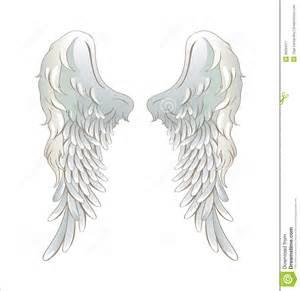 Angel Wings Illustration