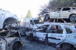 Casse Auto Finistere : langueux incendie dans une casse auto 30 voitures d truites langueux ~ Medecine-chirurgie-esthetiques.com Avis de Voitures