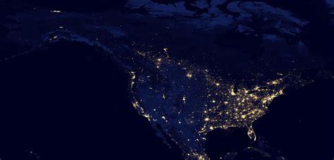 night satellite  earth  europe asia world