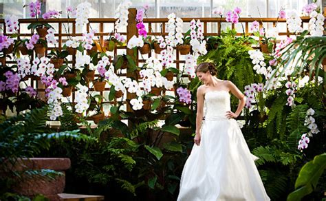 atlanta botanical garden wedding ceremony reception