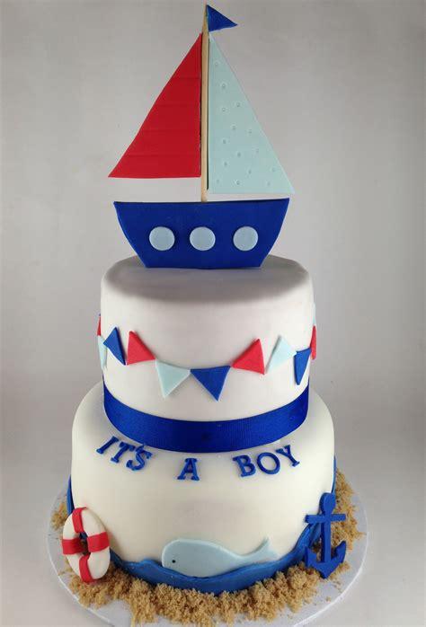 Nautical Baby Shower - a nautical baby shower a sweet