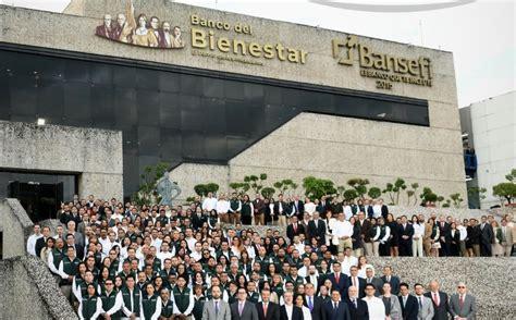 Banco Del Bienestar Logo - Manual de contratación ...