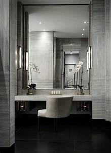 idee salle de bain grise maison design sphenacom With idee salle de bain grise