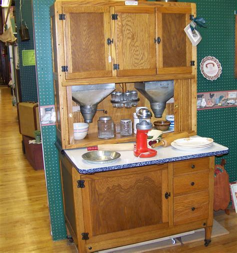 Furniture: Fancy Hoosier Cabinet For Home Furniture Ideas