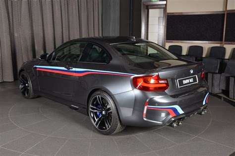 this bmw m2 is a tribute to all things m performance carscoops