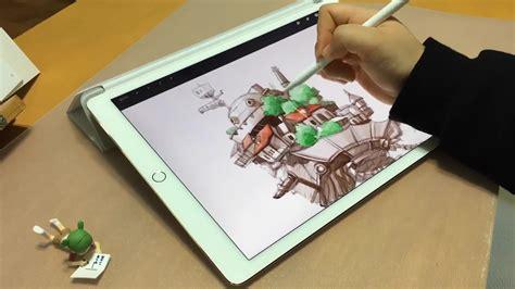 ipad pro apple pencil bilibili