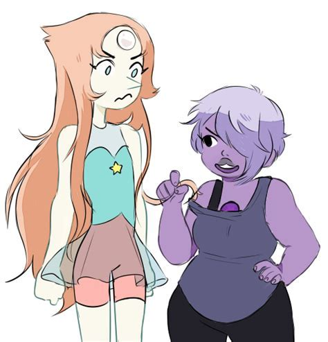 Image   Pearl with long hair.png   Steven Universe Wiki